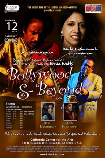 Poster of Bollywood and Beyond: A Century of Indian Cinema