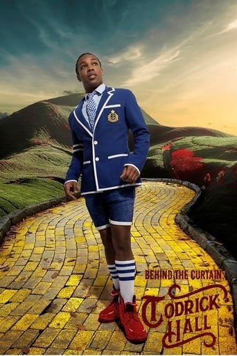 Poster of Behind the Curtain: Todrick Hall
