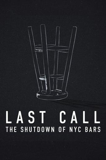 Poster Last Call: The Shutdown of NYC Bars