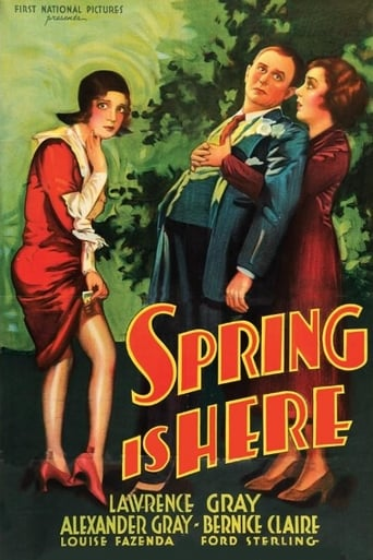 Poster of Spring Is Here