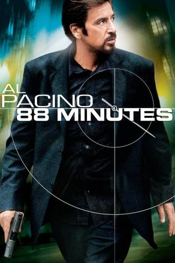 88 Minutes (2007) - poster