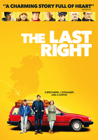 Poster The Last Right