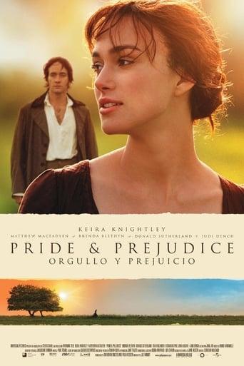 Poster of Orgullo y prejuicio