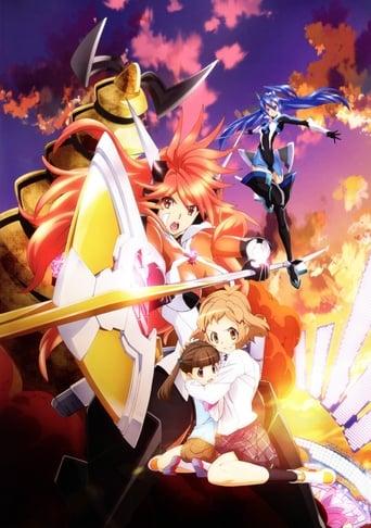 Senki Zessho Symphogear GX 1ª Temporada - Poster