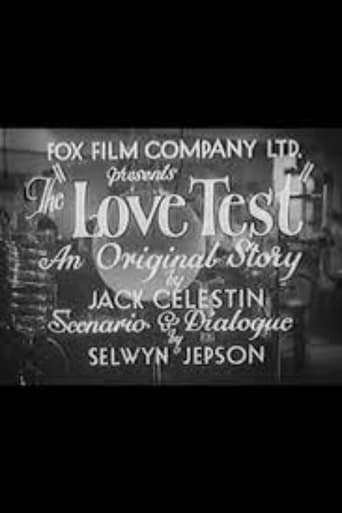 Poster of The Love Test