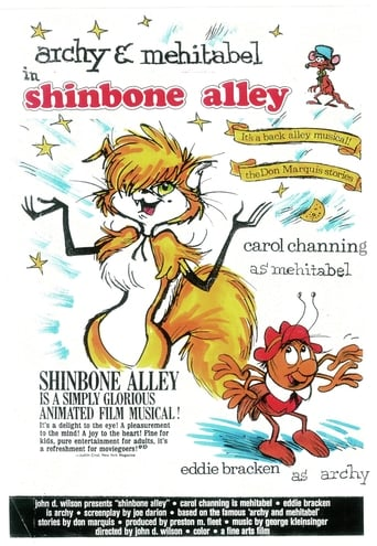 Poster of Shinbone Alley