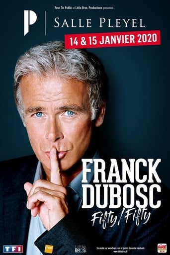 Poster of Franck Dubosc - Fifty / Fifty