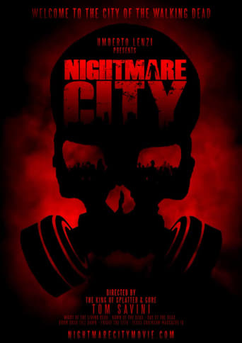 Poster of Nightmare City