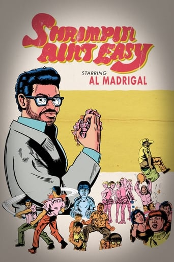 Poster of Al Madrigal: Shrimpin' Ain't Easy