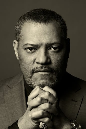 Laurence Fishburne alias Jack Crawford