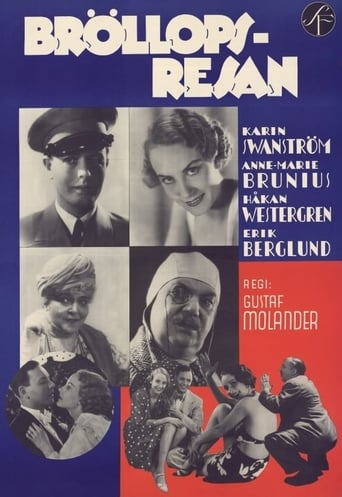 Poster of Bröllopsresan