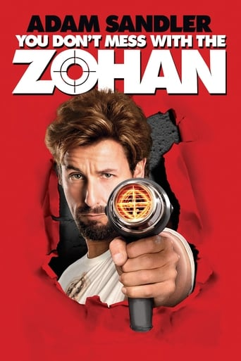 Poster of You Don't Mess with the Zohan