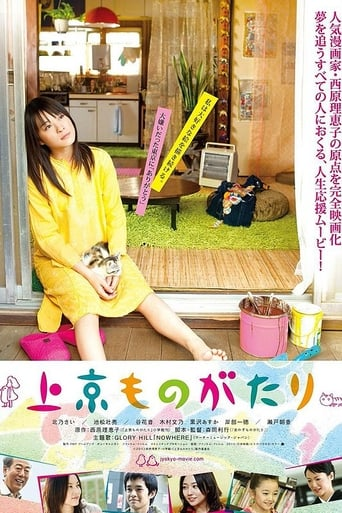Poster of I Hate Tokyo