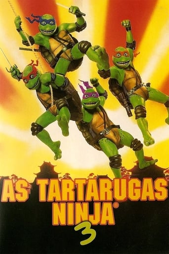 Assistir As Tartarugas Ninja III online
