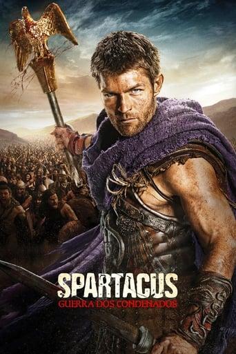 Spartacus 3ª Temporada - Poster