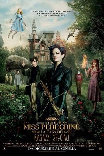 Cartoni animati Miss Peregrine - La casa dei ragazzi speciali - Miss Peregrine's Home for Peculiar Children