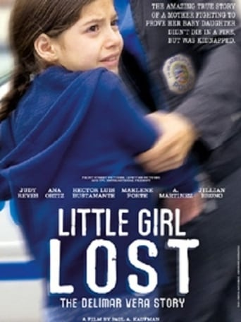 Poster of Little Girl Lost: The Delimar Vera Story