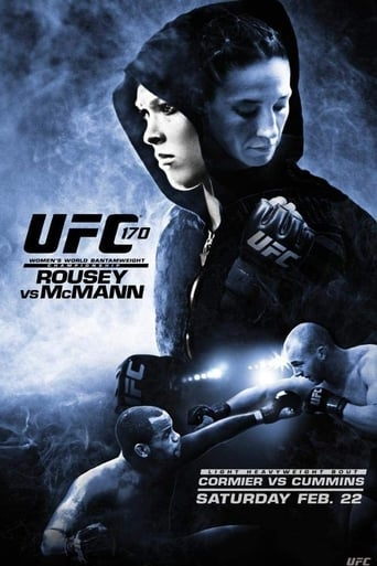 Poster of UFC 170: Rousey vs. McMann
