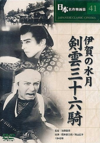 Poster of Vengeance at Iga