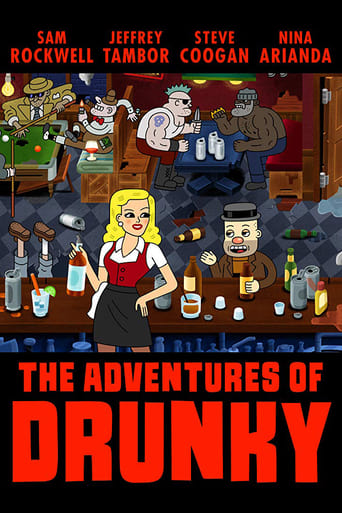 Poster of The Adventures of Drunky