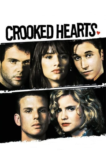 Poster of Crooked Hearts