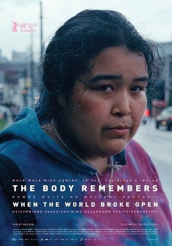 Poster of The Body Remembers When the World Broke Open