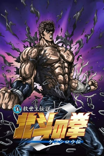 Poster of Fist of the North Star: The Legend of Kenshiro