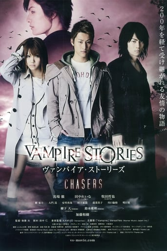 Poster of Vampire Stories : Chasers