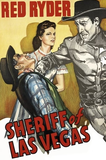 Poster of Sheriff of Las Vegas