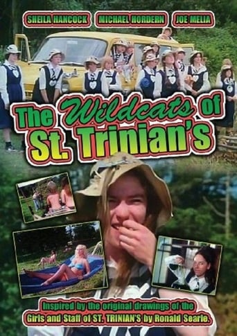 Poster of The Wildcats of St. Trinian's
