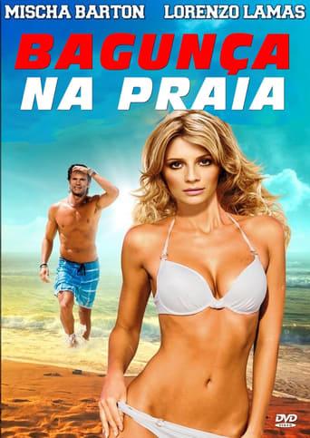 Bagunça na Praia - Poster