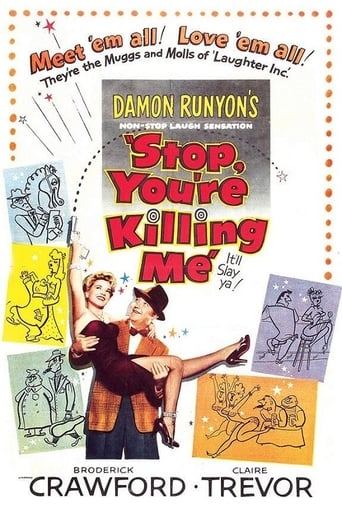 Poster of Stop, You're Killing Me