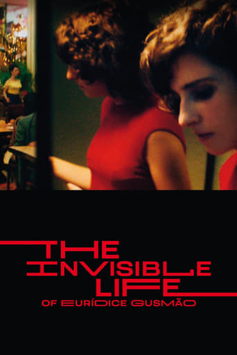 Poster of The Invisible Life of Eurídice Gusmão