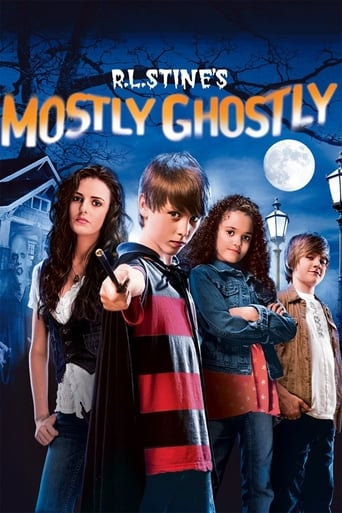 Poster of Mostly Ghostly