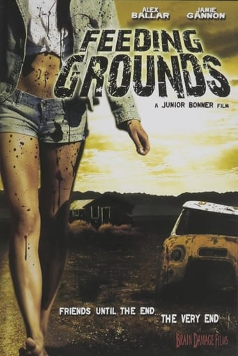 Poster of Feeding Grounds