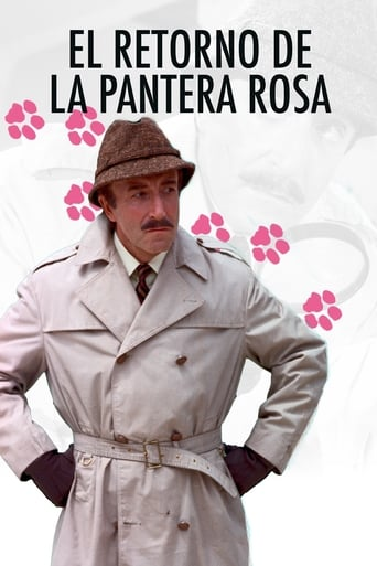 Poster of El regreso de la pantera rosa