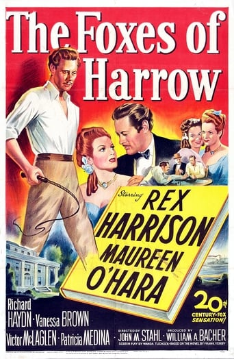 Poster of The Foxes of Harrow