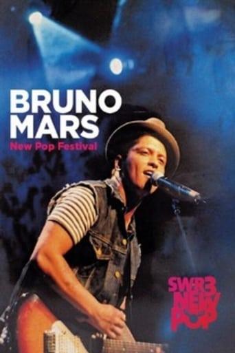 Bruno Mars: SWR3 New Pop Festival