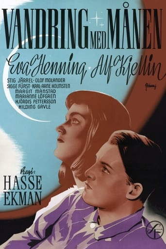 Poster of Wandering with the Moon