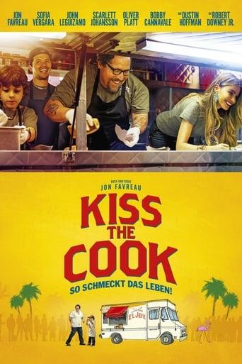 Kiss the Cook - Komödie / 2015 / ab 6 Jahre