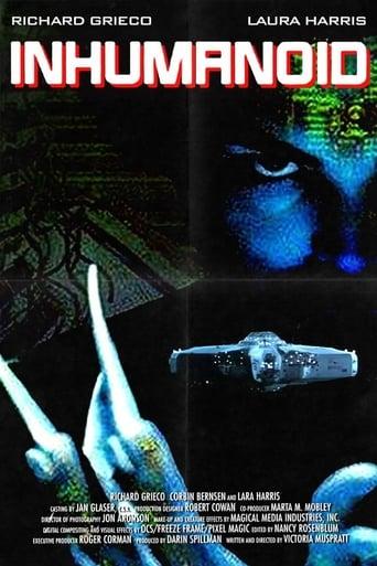 Poster of Inhumanoid