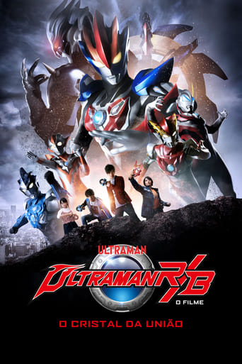 Imagem Ultraman R&B: O Filme - O Cristal da União (2020)
