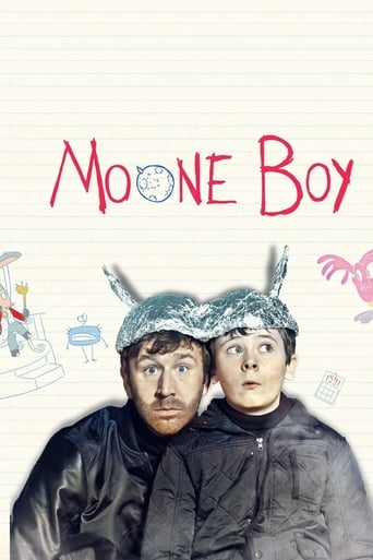 poster of Moone Boy
