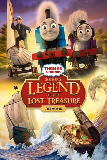 Poster of Thomas & Friends: Sodor's Legend of the Lost Treasure: The Movie