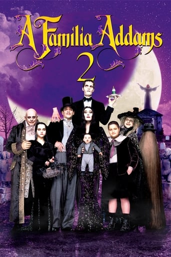 A Família Addams 2 - Poster