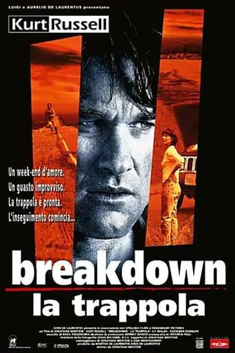 Breakdown : Point de rupture