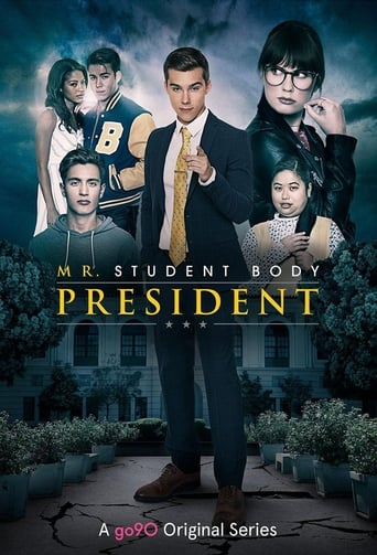 Poster of Mr. Student Body President