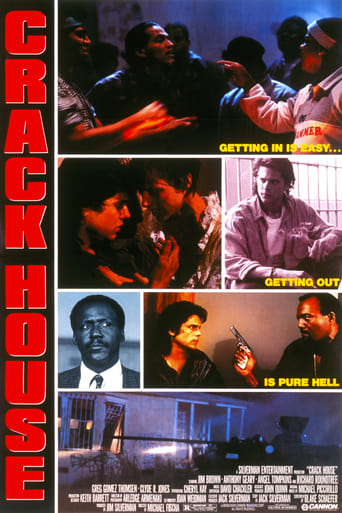 Poster of Crack House