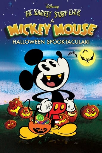 The Scariest Story Ever: A Mickey Mouse Halloween Spooktacular image
