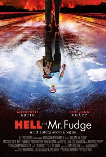 Poster of Hell and Mr Fudge
